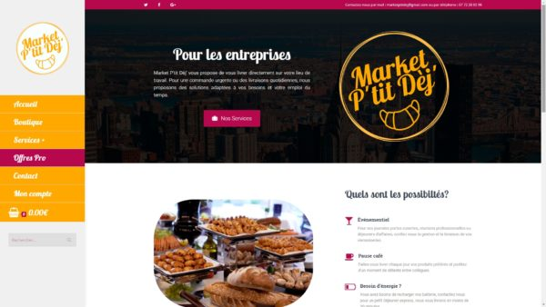 création site internet vt-online seo marketing webdesign webdesigner référencement shopify wordpress woocommerce webmarketing mailchimp ecommerce boutique website référencement market ptit dej